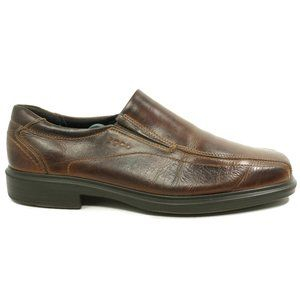 Ecco Mens Slip On Loafer Shoes Size 42 / 8-8.5